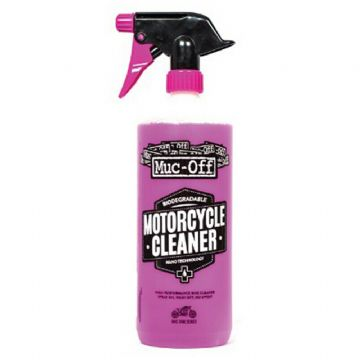 Muc-Off Motorcycle Motorbike Nano Tech Biodegradable Cleaner 1 Litre